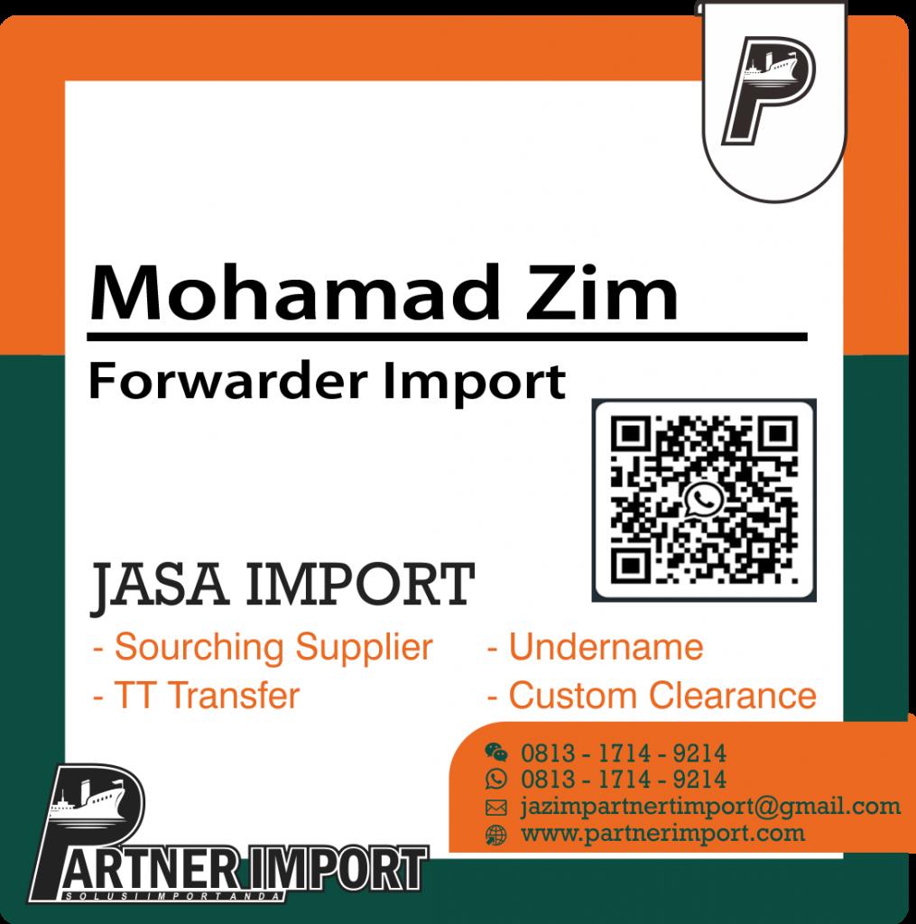 JASA IMPORT | PARTNER IMPORT | 08131714921